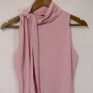 Guess Tops - Guess Pink fitted sleeveless top Size Large